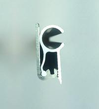 Верхняя зажимная планка повышенной прочности с крючком (тип B)