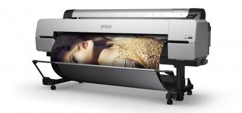Акция на широкоформатный принтер EPSON SureColor SC-P20000.