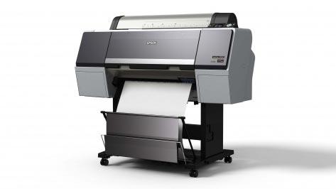 Акция на широкоформатный принтер EPSON SureColor SC-P6000.