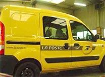 Индивидуальная корпоративная программа совместно с почтовой службой Франции (La Poste)