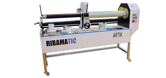 Резак для рулонов осевой RIBAMATIC ARTIK 1.6