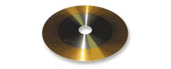 Лезвие диаметром 265мм из титанового сплава с односторонней заточкой