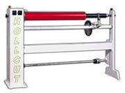 Резак для рулонов осевой T.E.M.A. ROLLCUT  Rewinder